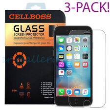 New Premium Real Tempered Glass Screen Protector for Apple iPhone 6S Plus  5.5""