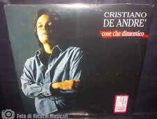 CRISTIANO DE ANDRE' - COSE CHE DIMENTICO (SIGILLATO)  CDS