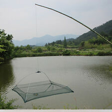 Reliable Nylon Mesh Frame Fishing Shrimping Crawfish Fish Net Trap 2016