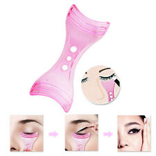 Eyeliner Guide Template Shaper Assistant Aid Makeup Tool Eyeline Cosmetic Q1