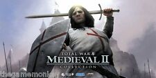 MEDIEVAL II: TOTAL WAR COLLECTION [PC] STEAM key only