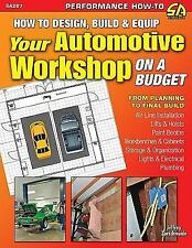 *NEW* S-A 207 How to Design, Build and Equip Your Automotive Workshop