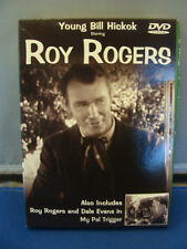 Young Bill Hickok Roy Rogers NEW SEALED