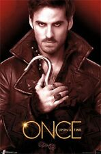ONCE UPON A TIME - HOOK POSTER - 22x34 TV SHOW 14239