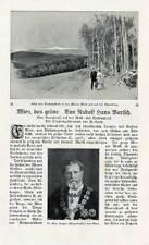 Österreich Wien Bilder aus dem Wienerwald gezeichnet von Wilhelm Gause