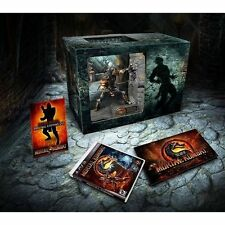 Mortal Kombat: Kollector's Edition [PlayStation 3 PS3, Arcade Fighting] NEW