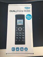 RTX DUALphone 4088 combinados líneas terrestres & Skype Teléfono Inalámbrico Dect