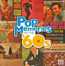 TIME LIFE Pop Memories Of The 60's Walk Right In - 2 CD SET