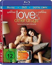 LOVE & OTHER DRUGS (Jake Gyllenhaal, Anne Hathaway) Blu-ray Disc + DVD