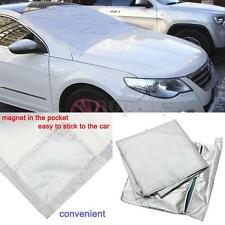 Car Winter Windshield Cover Sun Snow Ice Protector Magnetic Front Window Protect