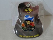 HARD ROCK CAFE PIGEON FORGE ICON CITY SERIES PIN - NEW - 2015 - LIMITED TO 300