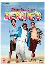 WEEKEND AT BERNIES DVD CULT CLASSIC COMEDY ANDREW MCCARTHY RICHARD SILVERMAN