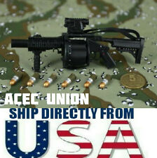 1/6 U.S. ARMY Military Hand Held Multiple Grenade Launcher MG-105  U.S.A. SELLER