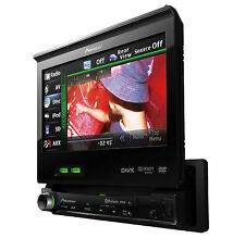 Pioneer AVH-6300BT DVD Autoradio mit Bluetooth DIVX TFT Multimedia Top