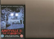 AMITYVILLE 2 THE POSSESSION DVD HORROR RATED 18 SEALED