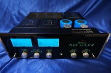 McIntosh Mc2505 2 Channel Power Amplifier LEDs, fac box, many new components