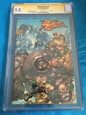 Battle Chasers #9 - Cliffhanger - CGC SS 9.8 NM/MT - Signed by Joe Madureira