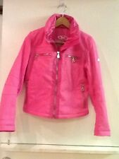 Marker Pink Ski Snowboarding Thinsulate Lined Jacket Coat hood Womens Size 4
