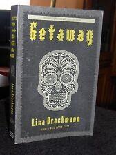 Getaway by Lisa Brackmann (SC 2012 ARC) Uncorrected Proof Like New