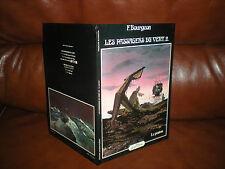 LES PASSAGERS DU VENT N°2 LE PONTON - BOURGEON - EDITION ORIGINALE 4e TRIM.1980