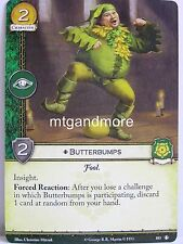 A Game of Thrones 2.0 LCG - 1x butterbumps #103 - TRUE STEEL-Second Edition