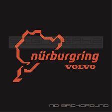 Volvo Nurburgring Decal Sticker logo emblem T50R Penta BTCC XC90 sweden Pair