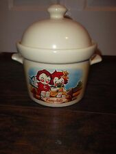 1998 Vintage Campbell's Soup Ceramic Tureen Pot with Lid - New without Box.