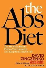 The Abs Diet The Six-Week Plan Flatten Your Stomach and Keep You Lean for Life