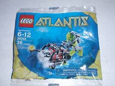 Lego  Atlantis  30042 Mini Sub & Diver  NEW Factory Sealed Package