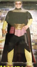 RUBIES HALLOWEEN COSTUME WATCHMEN OZYMANDIAS ADULT MEN'S COSTUME PLUS SIZE 46-52