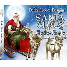 1 x Debbi Moore Designs Santa Claus Grotto Cards CD Rom (297020)