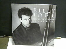 "BILLY JOEL You're only human A6378 Tampon ""vente interdite "" derriere"
