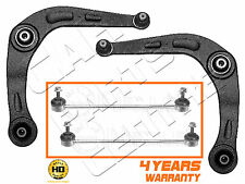 FOR PEUGEOT 206 2x LOWER SUSPENSION WISHBONE ARM ARMS MEYLE HD HEAVY DUTY LINKS
