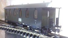 * Liliput 381903 Passenger Boggie Coach DRG Epoch 2 3rd Class 1:87 HO