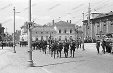 Negativ-1930-Darmstadt-Hessen-Aufmarsch-Standarte 33-uniform-Rhein-Main-Gebiet-7