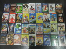 Kevin, Free Willy, Grinch, Asterix, Pippi.../ Kinderfilme 36 Videos Sammlung/VHS