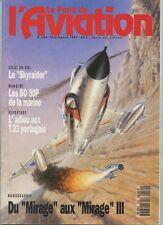 Le Fana de l'Aviation N°262 - 1991/09 - Du Mirage au Mirage III - SNCASO SO 30P