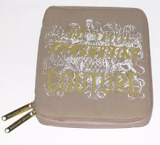 JUICY COUTURE~ZIPPERED~PADDED~SOFT LINING~TABLET/ iPAD/ PROTECTIVE CASE