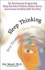 Sleep Thinking: The Revolutionary Program That Helps You Solve-ExLibrary