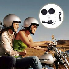 3.5mm Motorcycle Motorbike Helmet Stereo Earphone/Headset Speakers MP3/4 IPOD