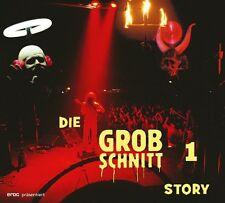 Grobschnitt Story 1 - 2 DISC SET - Grobschnitt (2011, CD NUOVO)
