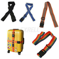 Travel Packing Utility Luggage Suitcase Secure Safe Strap Tie Belt Accessories
