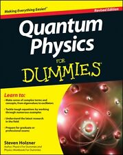 Quantum Physics For Dummies (Paperback), Holzner, Steven, 9781118460825