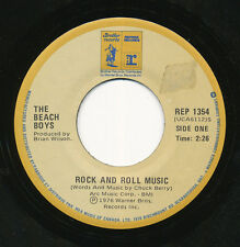 THE BEACH BOYS 45 TOURS CANADA THE T M SONG CHUCK BERRY