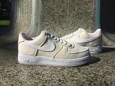 Nike Air Force 1 '07 LV8 QS Miami Vice Linen Uptown Size 8.5