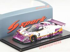 New 1/43 Spark s4718 jaguar xjr-9, 24hrs 1988 lemans, #3
