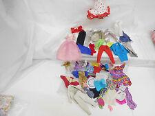 MES-51160 50 St. Kleidung ohne Herstellerangabe passend für Barbie/Petra Puppen,