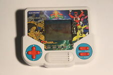 1994 Mighty Morphin Power Rangers Hand Held Game by Tiger Electronics game watch