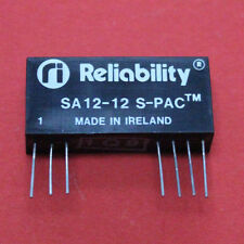 2 Pzi. - sa12-12 - Reliability - 1w-in 5v-OUT + - 12v-DC/DC-Convertitore