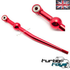 RED SHORT QUICK SHIFT SHIFTER KIT fit HONDA CIVIC 1988-00 EG EJ EK INTEGRA DC2